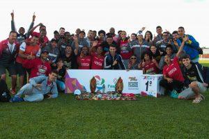 Equipe de São José foi uma das protagonistas da competição conquistando o quinto lugar na classificação geral por pontos e terceiro na classificação por troféus conquistados.