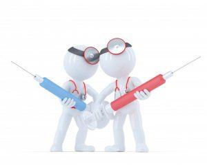 Mantenha a carteira de vacinação em dia