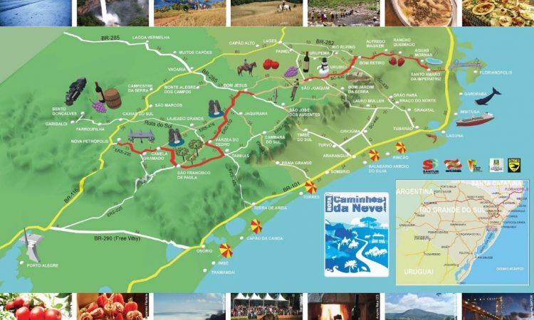 Caminhos da Neve - Turismo on line