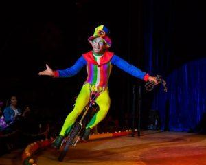 Marcos Frota e o Circo dos Sonhos estréia em Florianópolis