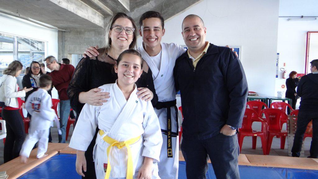 Pedro Vila Nova é o novo Faixa Preta de Taekwondo Songahm em Palhoça