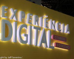 Experiência Digital no trade - Turismo on line