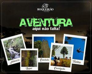 Hotel Fazenda Boqueirão - Turismo on line
