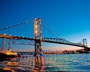 Ponte Hercílio Luz - Turismo on Line
