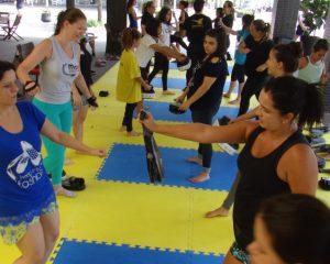 Aprenda como usar Partes do Corpo Para se Defender