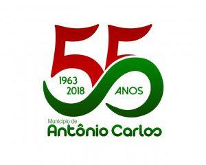 Município de Antonio Carlos comemora seus 55 anos em Novembro!