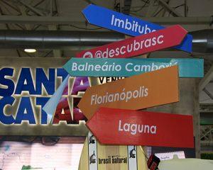 Santa Catarina Turismo - Divulgação Folha de Santa Catarina
