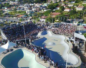 Etapa Catarinense de Skate-Folha de Santa Catarina