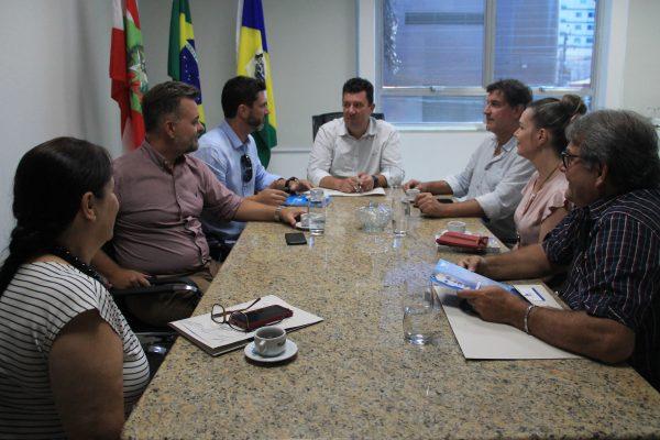 Prefeito de Biguaçu-Divulgação Folha de Santa Catarina