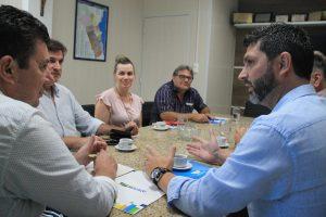 Prefeito e Vice prefeito de Biguaçu- Folha de Santa Catarina
