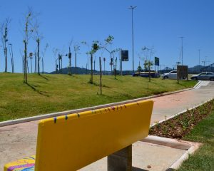 Beira Mar Continental em Floripa-Divulgação Folha de Santa Catarina