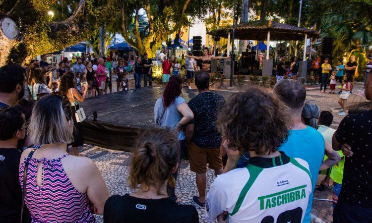 Atrações na Feira de São José-SC-Divulgação Folha de Santa Catarina