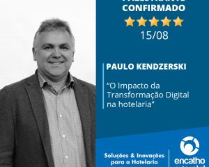 Transformação digital encatho e exprotel 2019