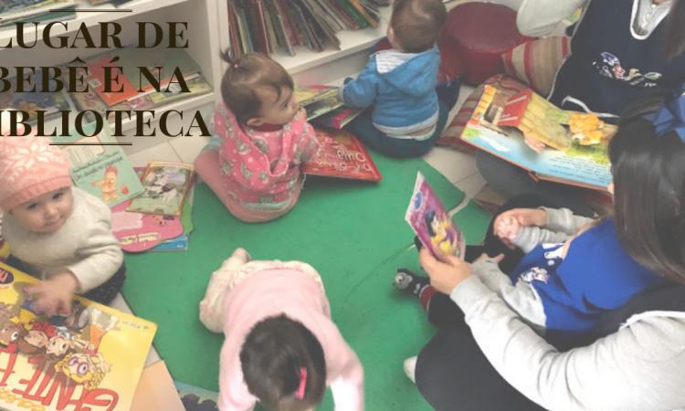 Escola CELS em palhoça incentiva a leitura